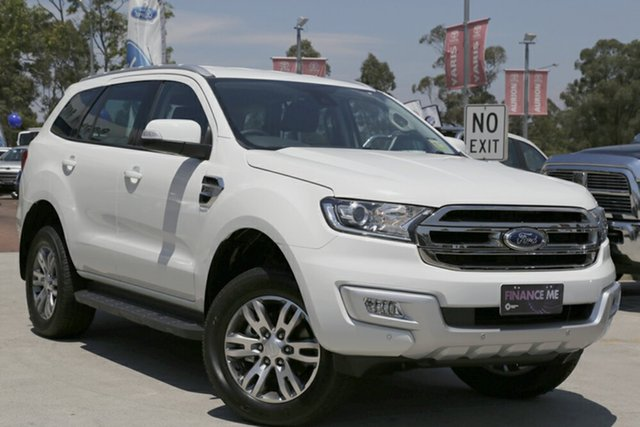Discounted New Ford Everest Trend, Narellan, 2016 Ford Everest Trend Wagon