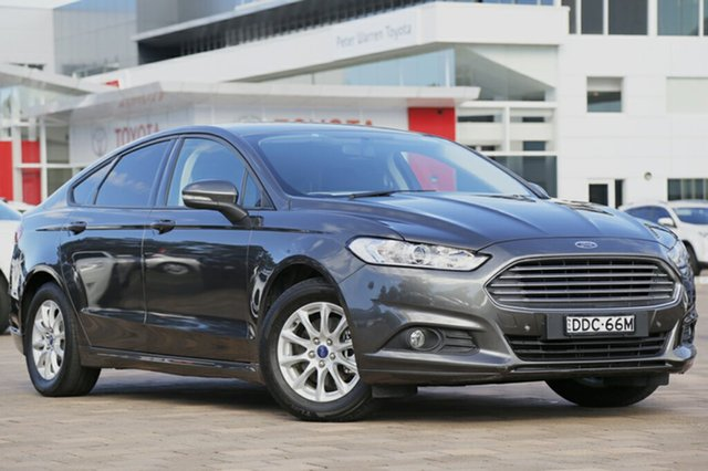 Used Ford Mondeo Ambiente PwrShift, Warwick Farm, 2015 Ford Mondeo Ambiente PwrShift Hatchback