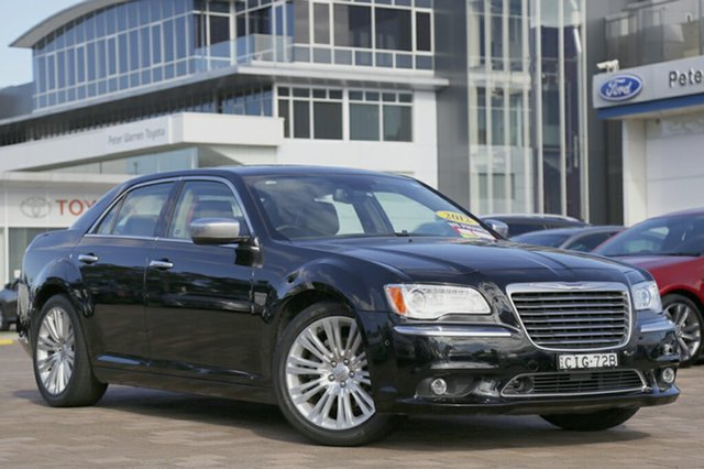 Used Chrysler 300 C E-Shift Luxury, Warwick Farm, 2012 Chrysler 300 C E-Shift Luxury Sedan