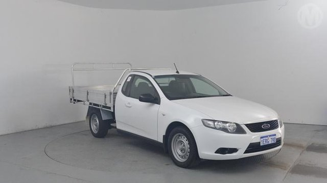 Used Ford Falcon, Altona North, 2009 Ford Falcon Cab Chassis