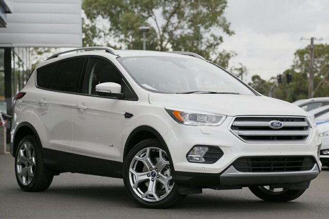 New Ford Escape Titanium PwrShift AWD, Narellan, 2017 Ford Escape Titanium PwrShift AWD SUV