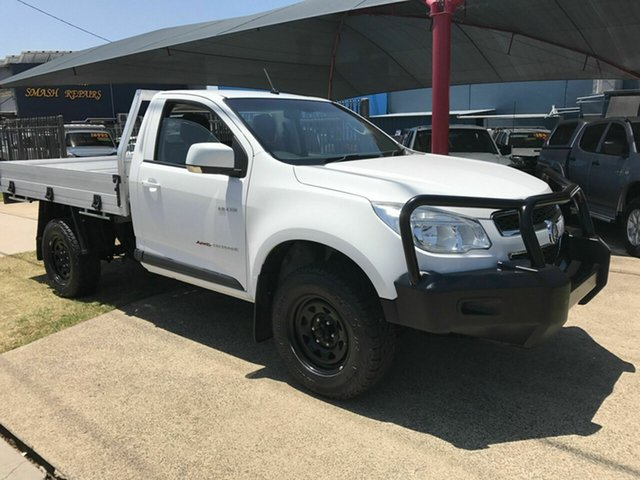 Used Holden Colorado LX (4x4), Toowoomba, 2012 Holden Colorado LX (4x4) Cab Chassis