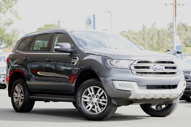 New Ford Everest Trend 4x2, Narellan, 2017 Ford Everest Trend 4x2 SUV