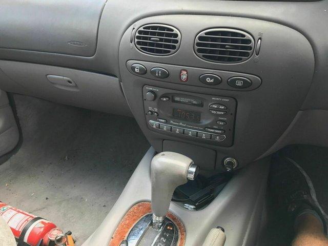 Used Ford Fairlane Ghia, Burleigh Heads, 1999 Ford Fairlane Ghia AU Sedan