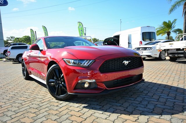 Discounted New Ford Mustang Fastback SelectShift, Southport, 2016 Ford Mustang Fastback SelectShift Fastback