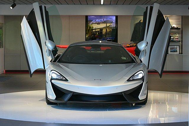 New McLaren 540C SSG, Southport, 2016 McLaren 540C SSG Coupe