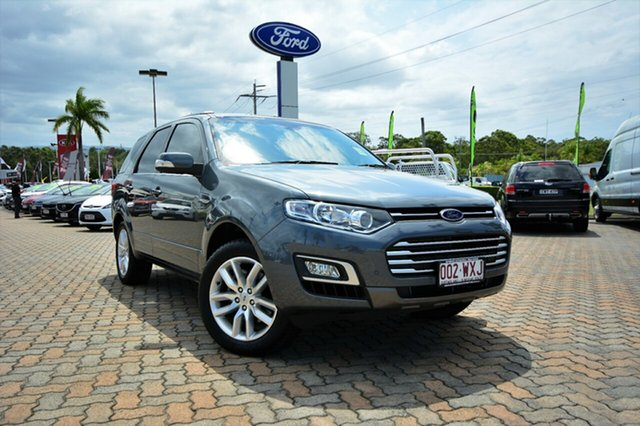 Discounted Demonstrator, Demo, Near New Ford Territory TS Seq Sport Shift, Southport, 2016 Ford Territory TS Seq Sport Shift SUV