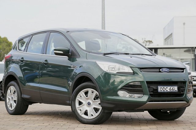 Used Ford Kuga Ambiente 2WD, Warwick Farm, 2015 Ford Kuga Ambiente 2WD SUV