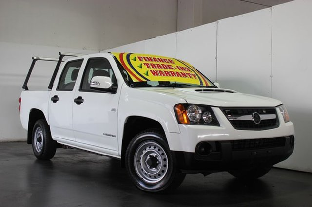 Discounted Used Holden Colorado LX (4x2), Underwood, 2010 Holden Colorado LX (4x2) Cab Chassis