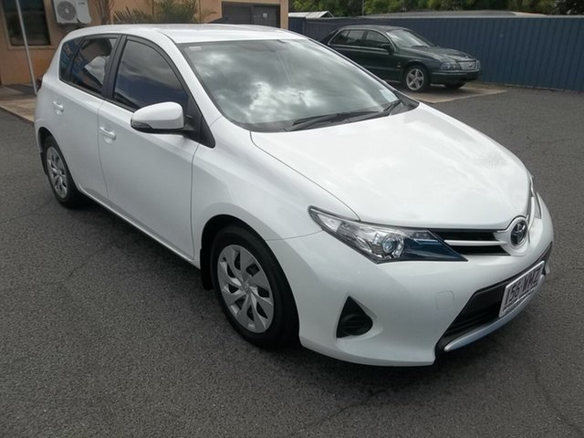 Used Toyota Corolla Ascent, North Rockhampton, 2014 Toyota Corolla Ascent Hatchback
