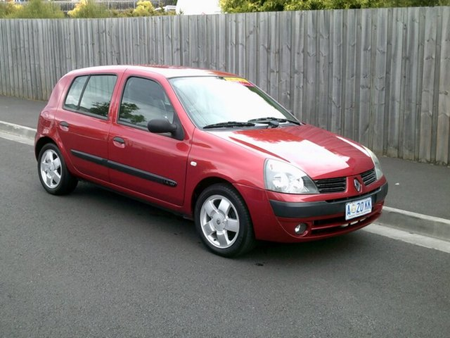Used Renault Clio Campus, North Hobart, 2006 Renault Clio Campus Hatchback