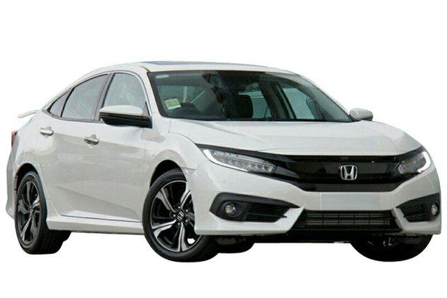 New Honda Civic RS, Indooroopilly, 2018 Honda Civic RS Sedan
