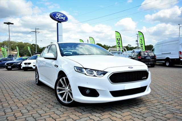 Used Ford Falcon XR6, Southport, 2016 Ford Falcon XR6 Sedan