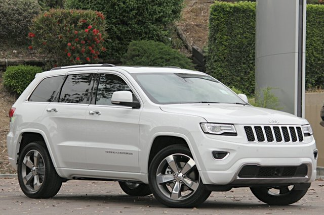 Discounted New Jeep Grand Cherokee Overland, Southport, 2015 Jeep Grand Cherokee Overland SUV
