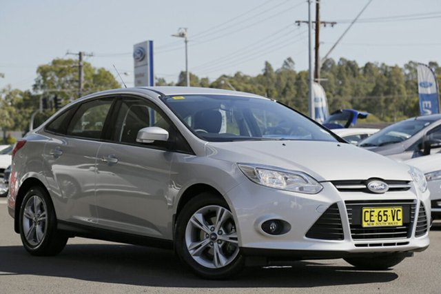 Used Ford Focus Trend PwrShift, Narellan, 2012 Ford Focus Trend PwrShift Sedan
