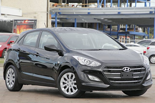 Discounted Demonstrator, Demo, Near New Hyundai i30 Active, Southport, 2016 Hyundai i30 Active Hatchback