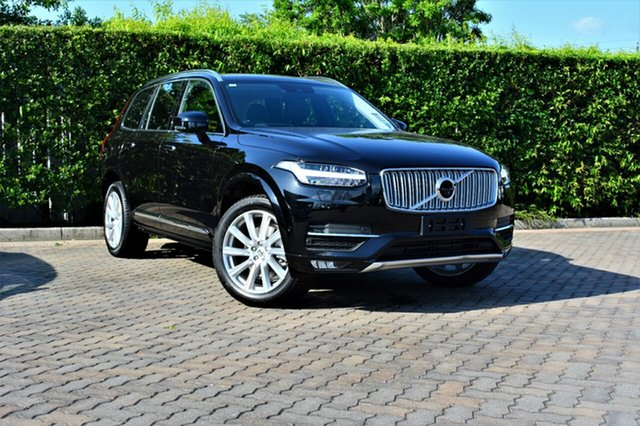 Demonstrator, Demo, Near New Volvo XC90 D5 Geartronic AWD Inscription, Southport, 2016 Volvo XC90 D5 Geartronic AWD Inscription Wagon