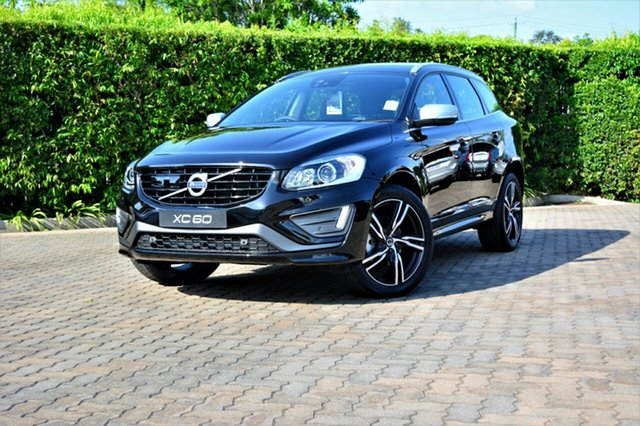Discounted Demonstrator, Demo, Near New Volvo XC60 T5 Geartronic AWD R-Design, Southport, 2016 Volvo XC60 T5 Geartronic AWD R-Design Wagon