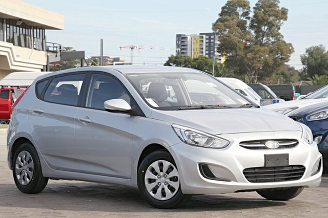 Discounted New Hyundai Accent Active, Southport, 2016 Hyundai Accent Active Hatchback