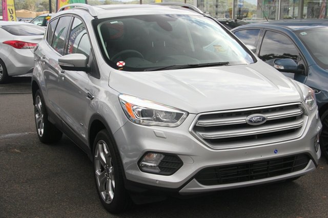 Demonstrator, Demo, Near New Ford Escape Titanium AWD, Hobart, 2016 Ford Escape Titanium AWD Wagon