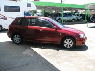 2006 Kia Cerato 5 door hatch Hatchback.