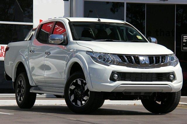 Demonstrator, Demo, Near New Mitsubishi Triton Exceed Double Cab, Caloundra, 2017 Mitsubishi Triton Exceed Double Cab Utility