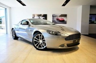 2011 Aston Martin DB9 Coupe.
