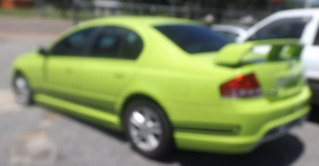 Discounted Used Ford Falcon XR6, Katherine, 2005 Ford Falcon XR6 Sedan