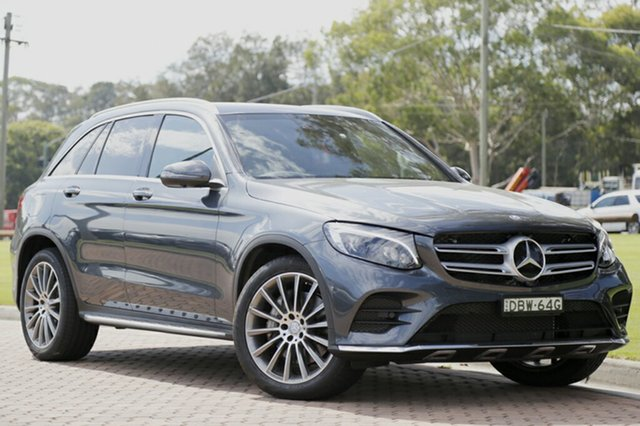Used Mercedes-Benz GLC250 9G-TRONIC 4MATIC, Warwick Farm, 2015 Mercedes-Benz GLC250 9G-TRONIC 4MATIC SUV