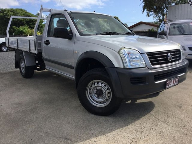 Used Holden Rodeo LX, Alexandra Headland, 2005 Holden Rodeo LX Cab Chassis