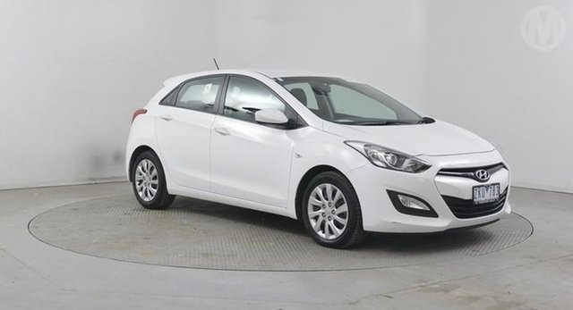 Used Hyundai i30 Active, Altona North, 2012 Hyundai i30 Active Hatchback