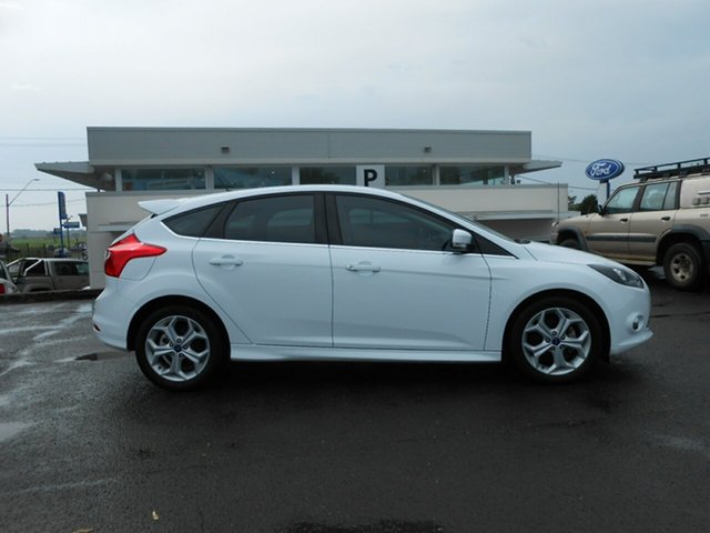 Used Ford Focus Sport, Nowra, 2014 Ford Focus Sport LW MKII MY14 Hatchback