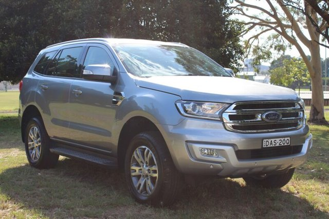 Used Ford Everest Trend, Hamilton, 2015 Ford Everest Trend Wagon