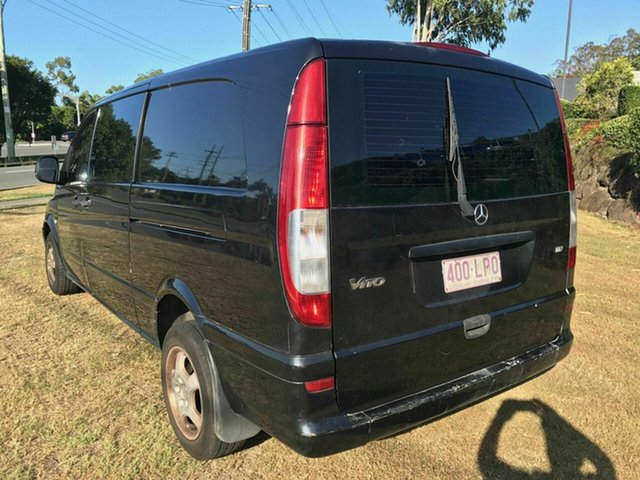 Used Mercedes-Benz Vito 119P Low Roof Comp, Burleigh Heads, 2004 Mercedes-Benz Vito 119P Low Roof Comp 639 Van