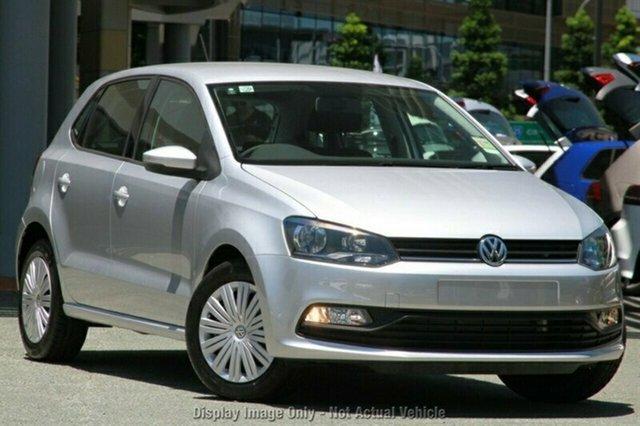 Demonstrator, Demo, Near New Volkswagen Polo 66TSI DSG Trendline, Southport, 2016 Volkswagen Polo 66TSI DSG Trendline Hatchback