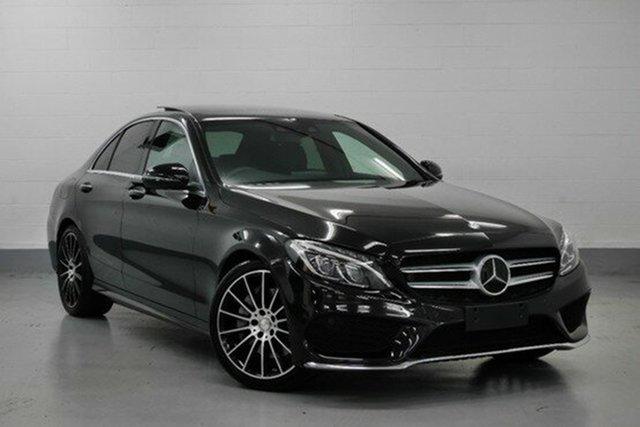 Demonstrator, Demo, Near New Mercedes-Benz C250 7G-Tronic +, Chatswood, 2016 Mercedes-Benz C250 7G-Tronic + Sedan