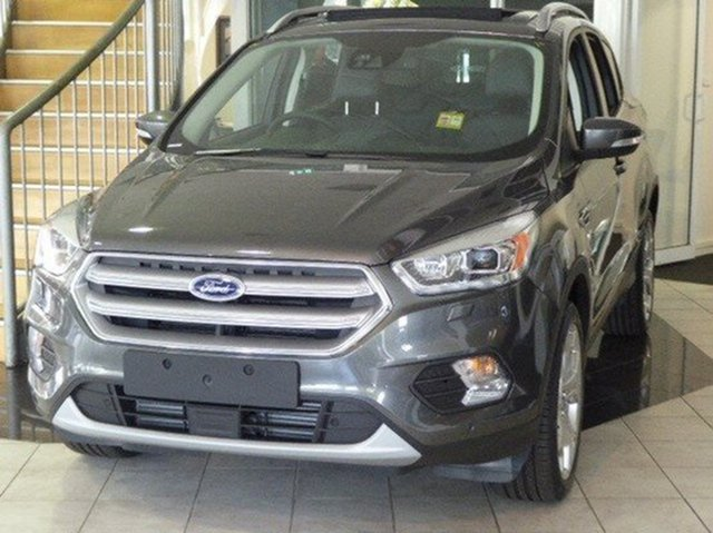 Demonstrator, Demo, Near New Ford Escape Titanium AWD, Cheltenham, 2016 Ford Escape Titanium AWD Wagon