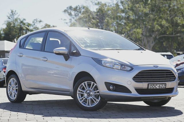 Used Ford Fiesta Trend PwrShift, Southport, 2015 Ford Fiesta Trend PwrShift Hatchback