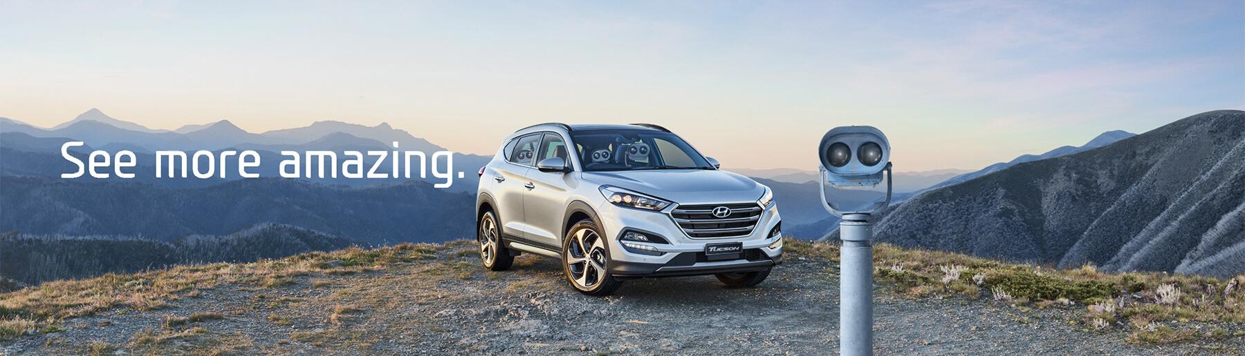 Hyundai Tucson, See more amazing