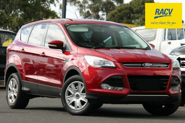 Demonstrator, Demo, Near New Ford Kuga Ambiente 2WD, Hoppers Crossing, 2015 Ford Kuga Ambiente 2WD Wagon