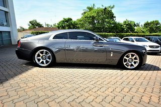 2015 Rolls-Royce Wraith Coupe.