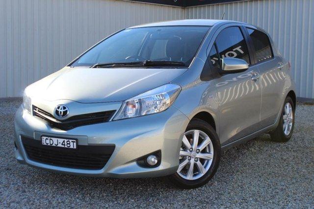 Used Toyota Yaris YRX, Bathurst, 2011 Toyota Yaris YRX Hatchback