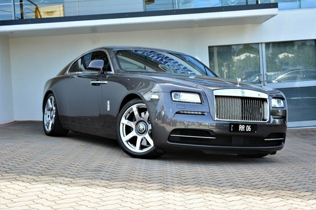 Discounted New Rolls-Royce Wraith, Southport, 2015 Rolls-Royce Wraith Coupe