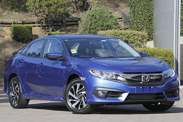 New Honda Civic VTi-S, Warwick Farm, 2017 Honda Civic VTi-S Sedan
