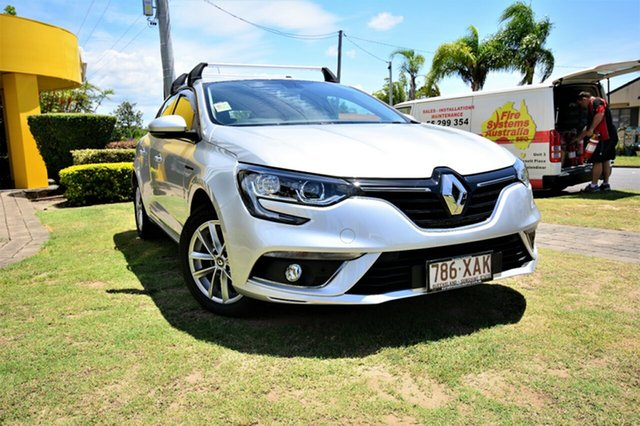 Discounted Demonstrator, Demo, Near New Renault Megane Zen EDC, Southport, 2016 Renault Megane Zen EDC Hatchback
