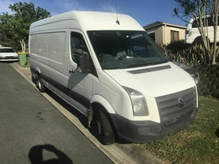Used Volkswagen Crafter 35 High Roof LWB, Burleigh Heads, 2008 Volkswagen Crafter 35 High Roof LWB 2EF1 Van