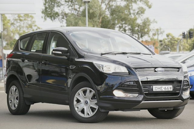 Discounted Demonstrator, Demo, Near New Ford Kuga Ambiente 2WD, Narellan, 2016 Ford Kuga Ambiente 2WD SUV