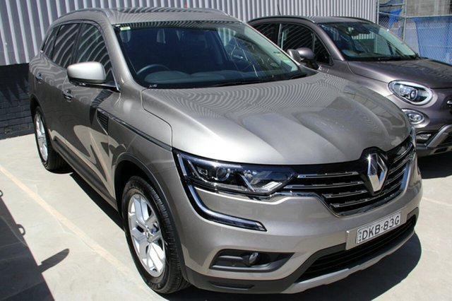 Discounted Demonstrator, Demo, Near New Renault Koleos Zen X-tronic, Wickham, 2016 Renault Koleos Zen X-tronic Wagon