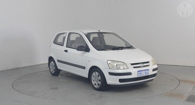 Used Hyundai Getz GL, Altona North, 2002 Hyundai Getz GL Hatchback
