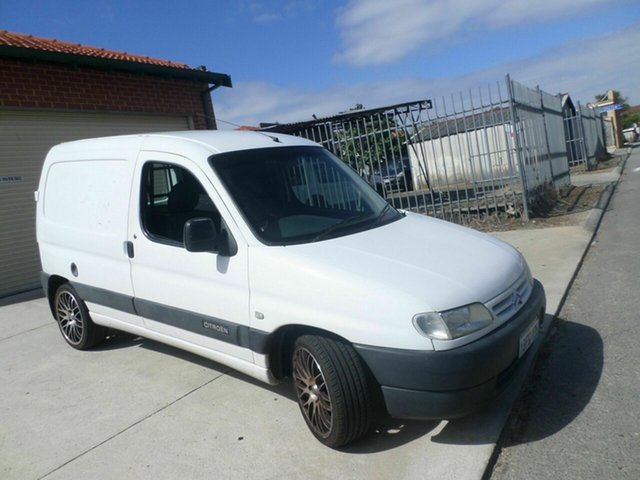 Used Citroen Berlingo, Mount Lawley, 2002 Citroen Berlingo Van